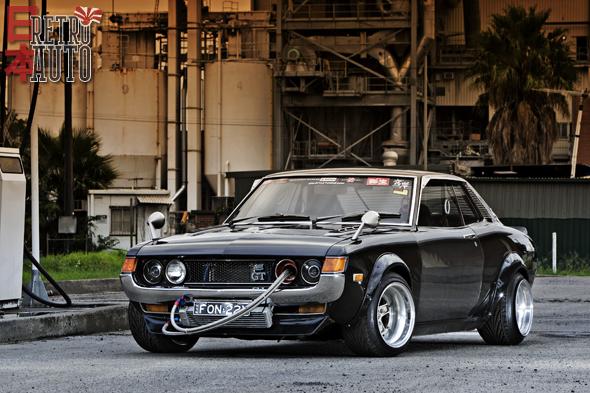 Japanese Retro Auto Magazine - Zen Garage