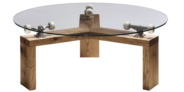 Inspired Skate Furniture Zen Garage