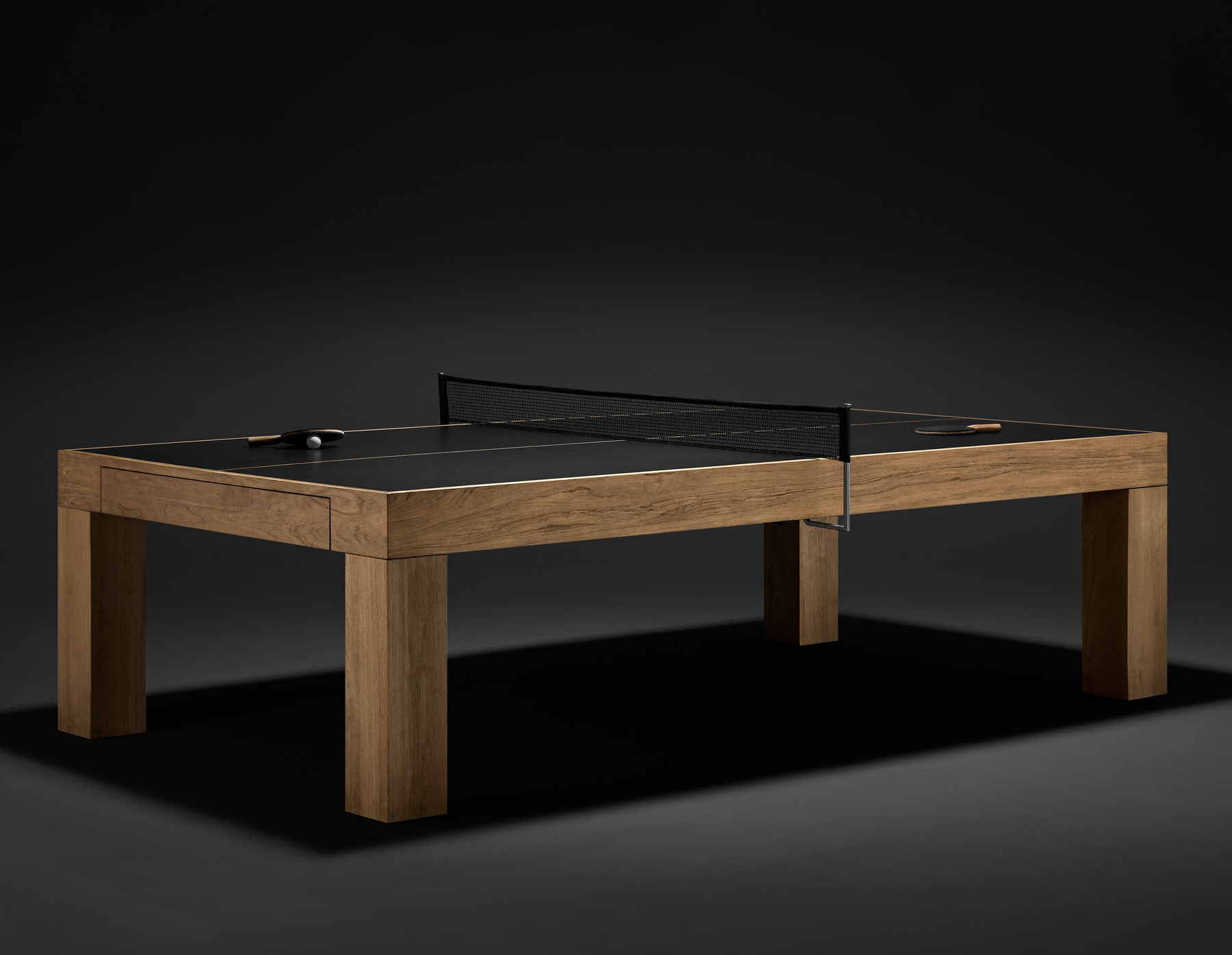 James Perse Ping Pong Table Zen Garage