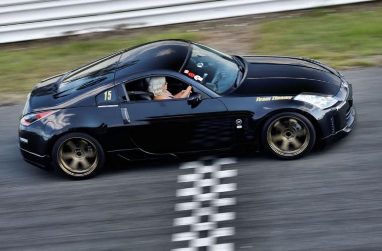 Tina racing