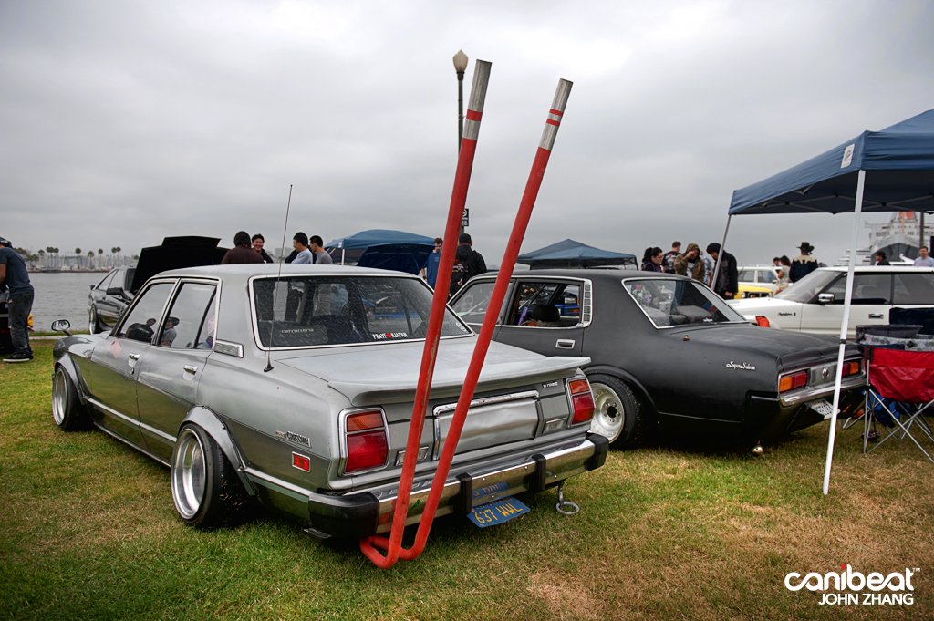 Japanese Muscle Cars. Gallery Of Looks Pretty Close To The ...