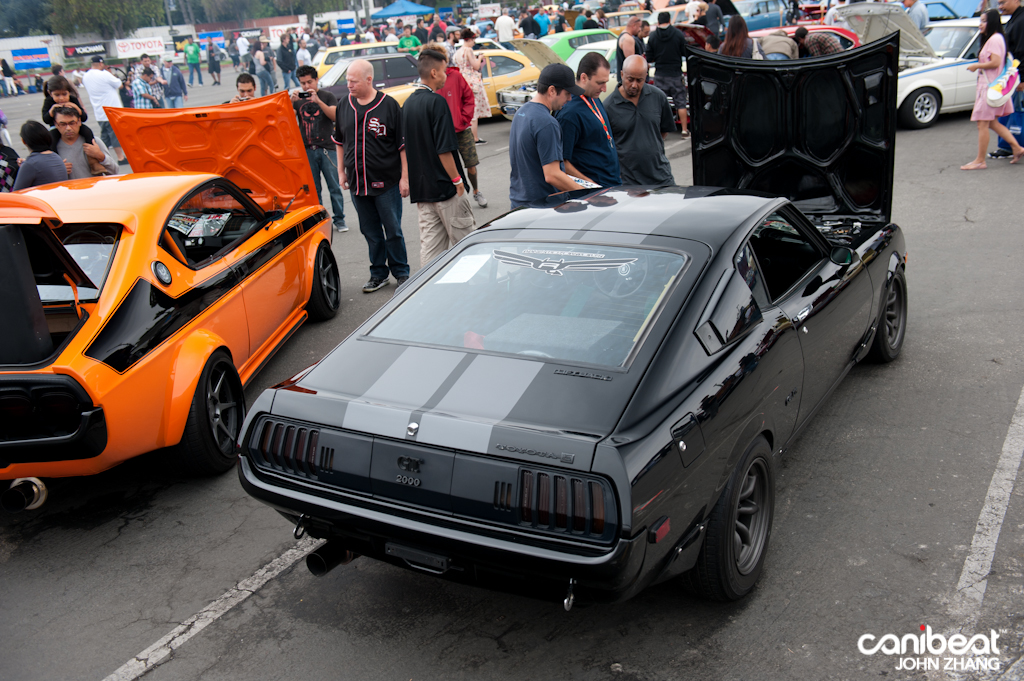 Japanese Classic Car Show 2011 - Zen Garage