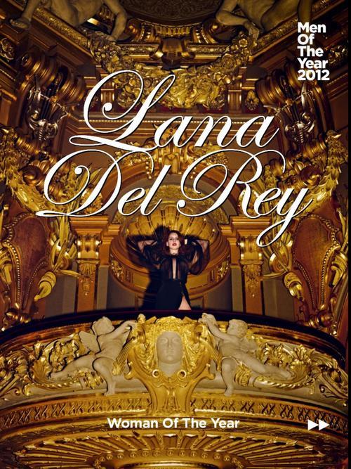 Lana Del Rey Gq   Imágenes españoles   Mulher, Lana del