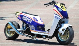 Honda Today Replica 01