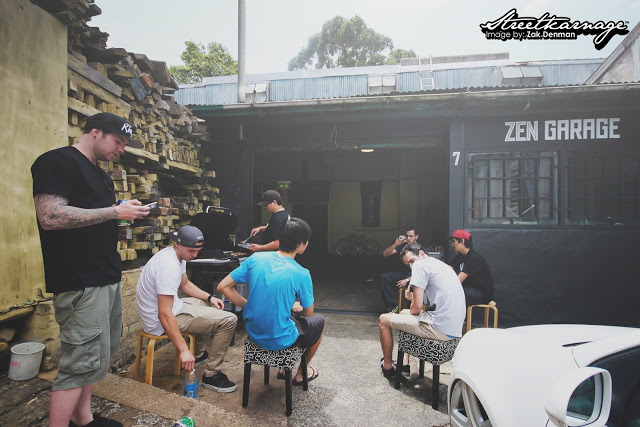 Streetkarnage Zen Garage-1