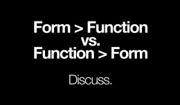 formfunction