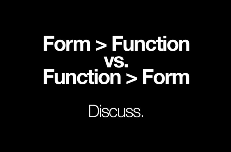 formfunction