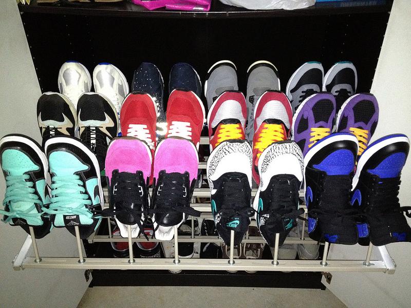 Sneaker Culture The Kickz Stand Zen Garage