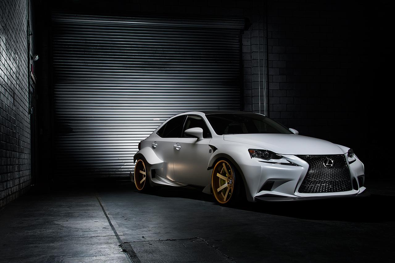2014 Lexus Is350 F Sport Specs >> 2014 Lexus IS 350 F Sport DeviantArt Edition - Zen Garage