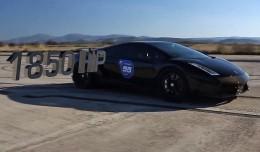 1850-HP-Lamborghini-Gallardo-Nera-Sets-Standing-Mile-WORLD-RECORD
