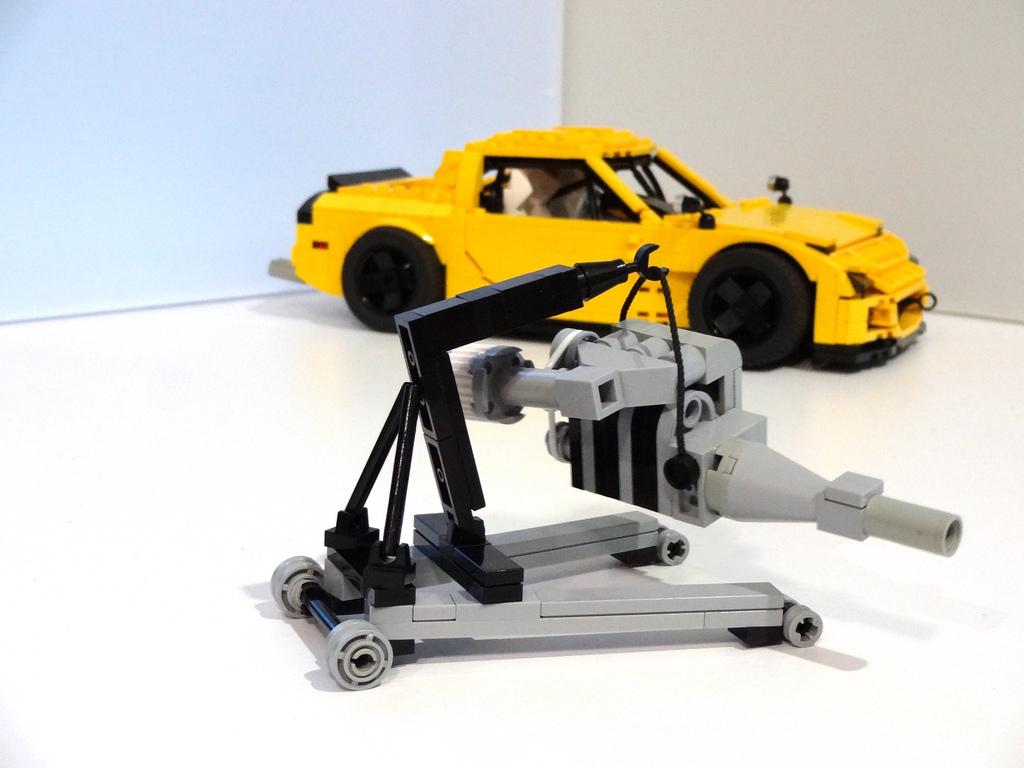 Jdm Lego Zen Garage