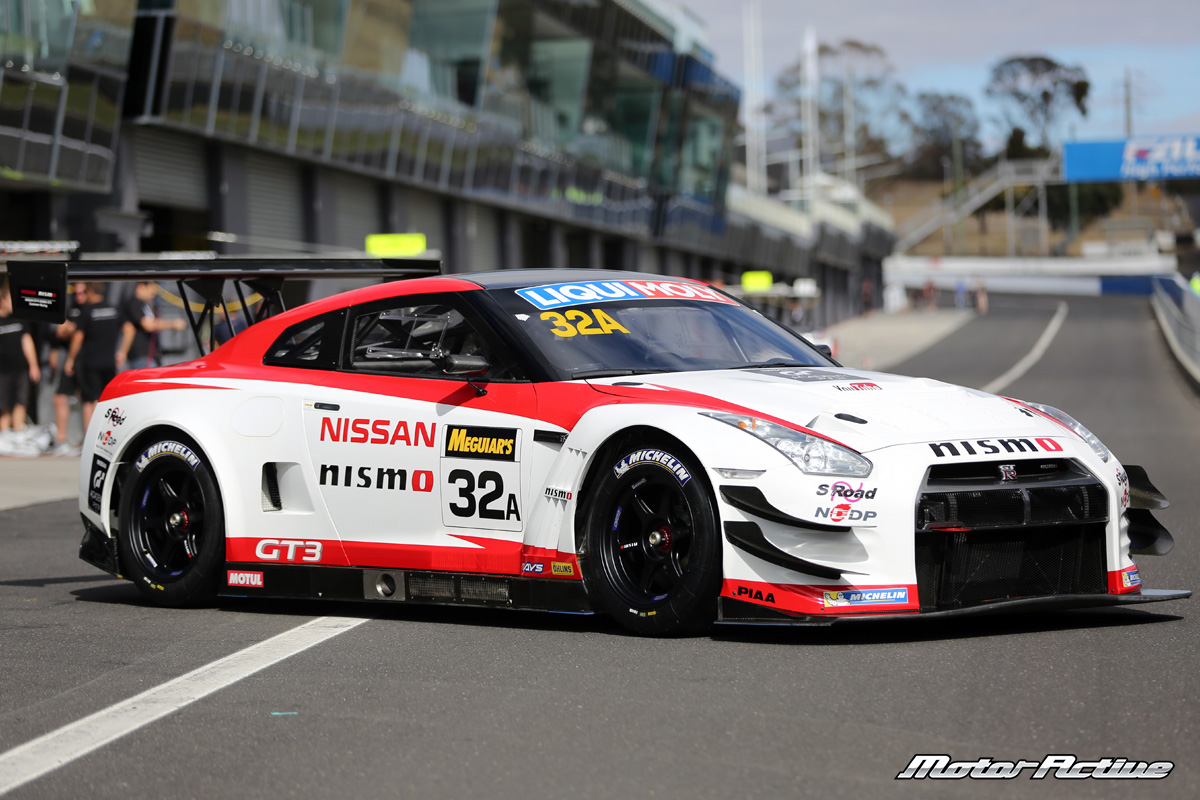 nissan unveil nismo gt r gt3 zen garage. Black Bedroom Furniture Sets. Home Design Ideas