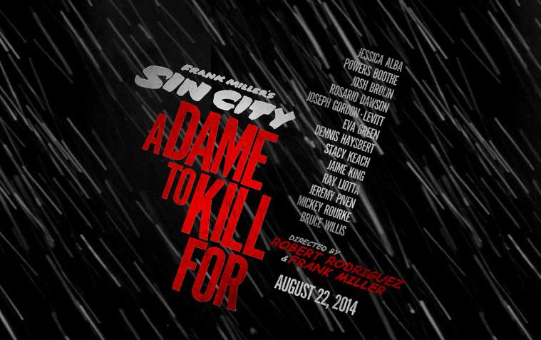Sin City A Dame To Kill For Zen Garage border=