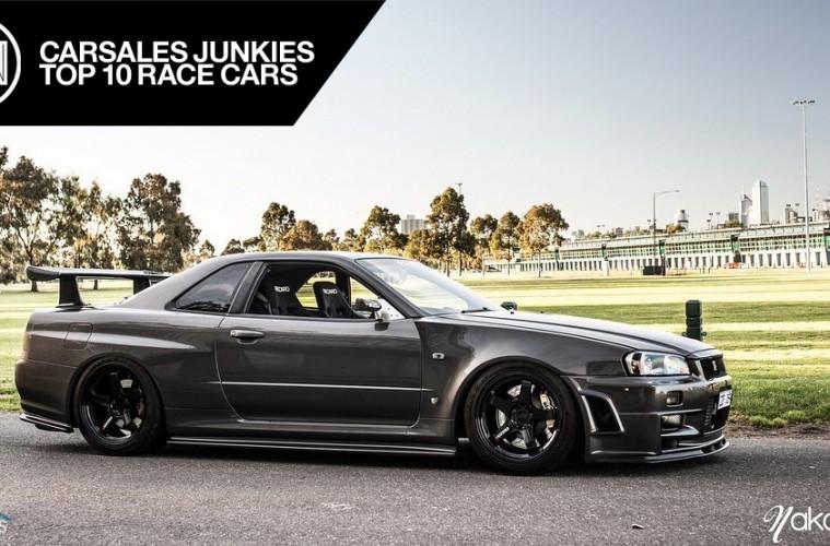 Carsales Junkies Top Race Cars Zen Garage