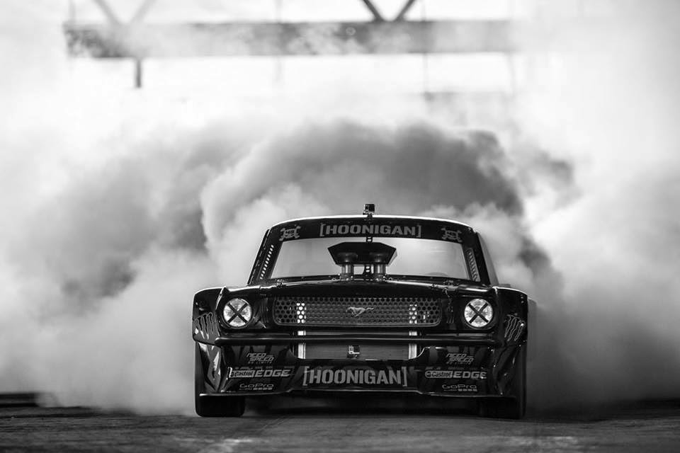 Ken Block S Gymkhana Seven Wild In The Streets Of Los