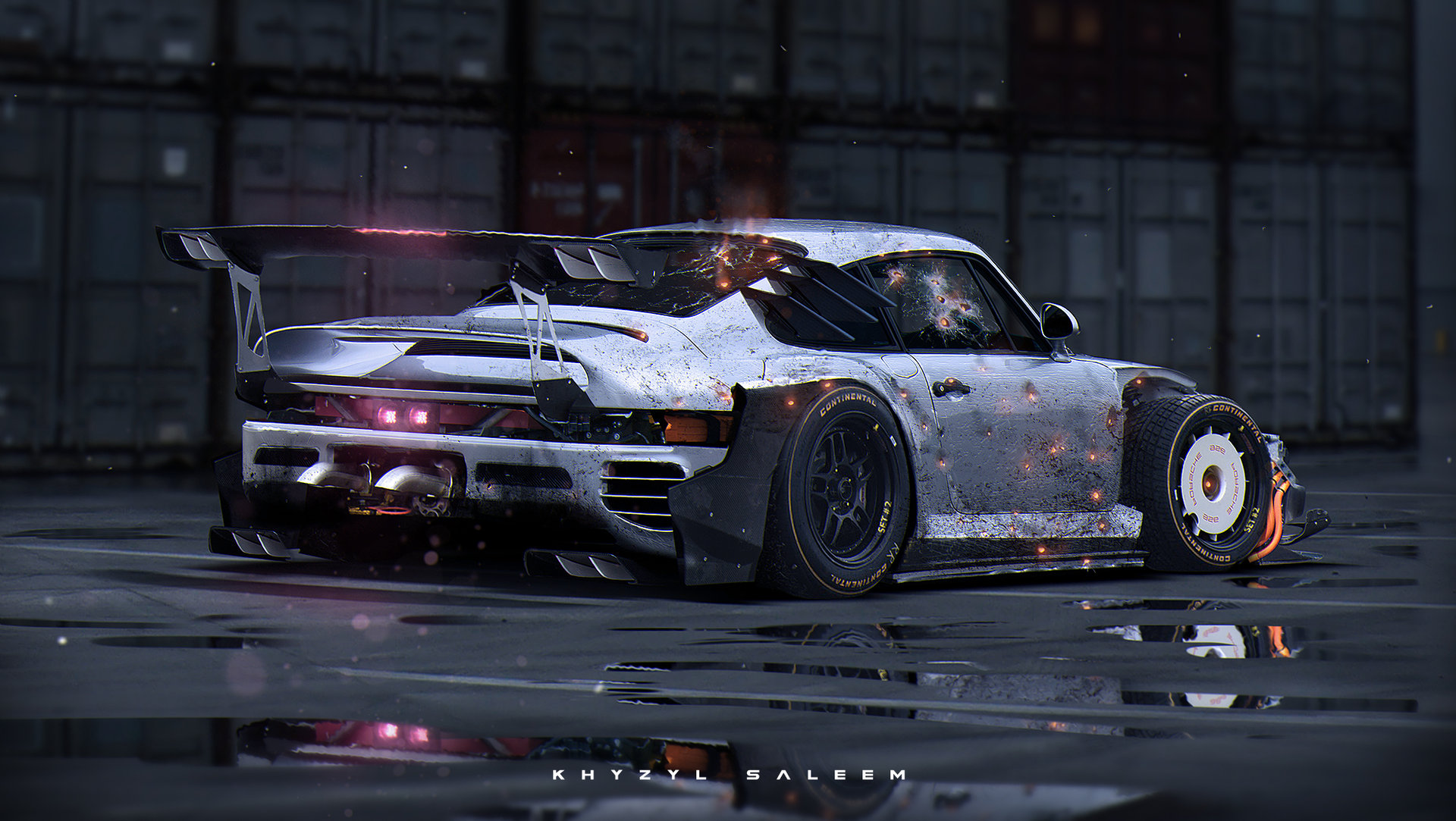 Cool Car Creating Games