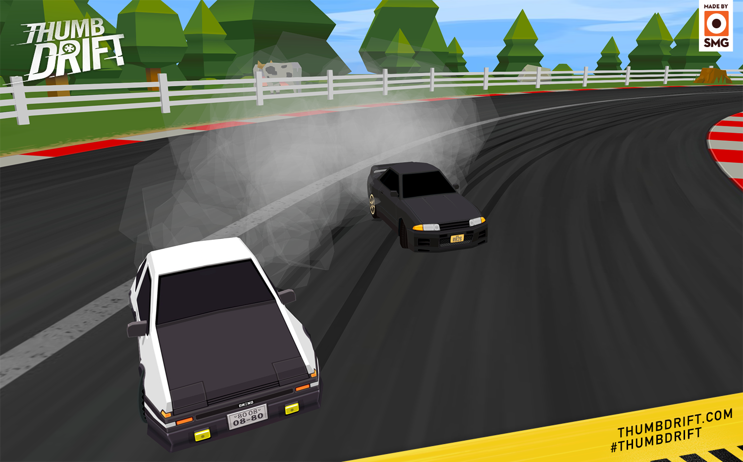 Thumb Drift Is Out In The App Store Zen Garage