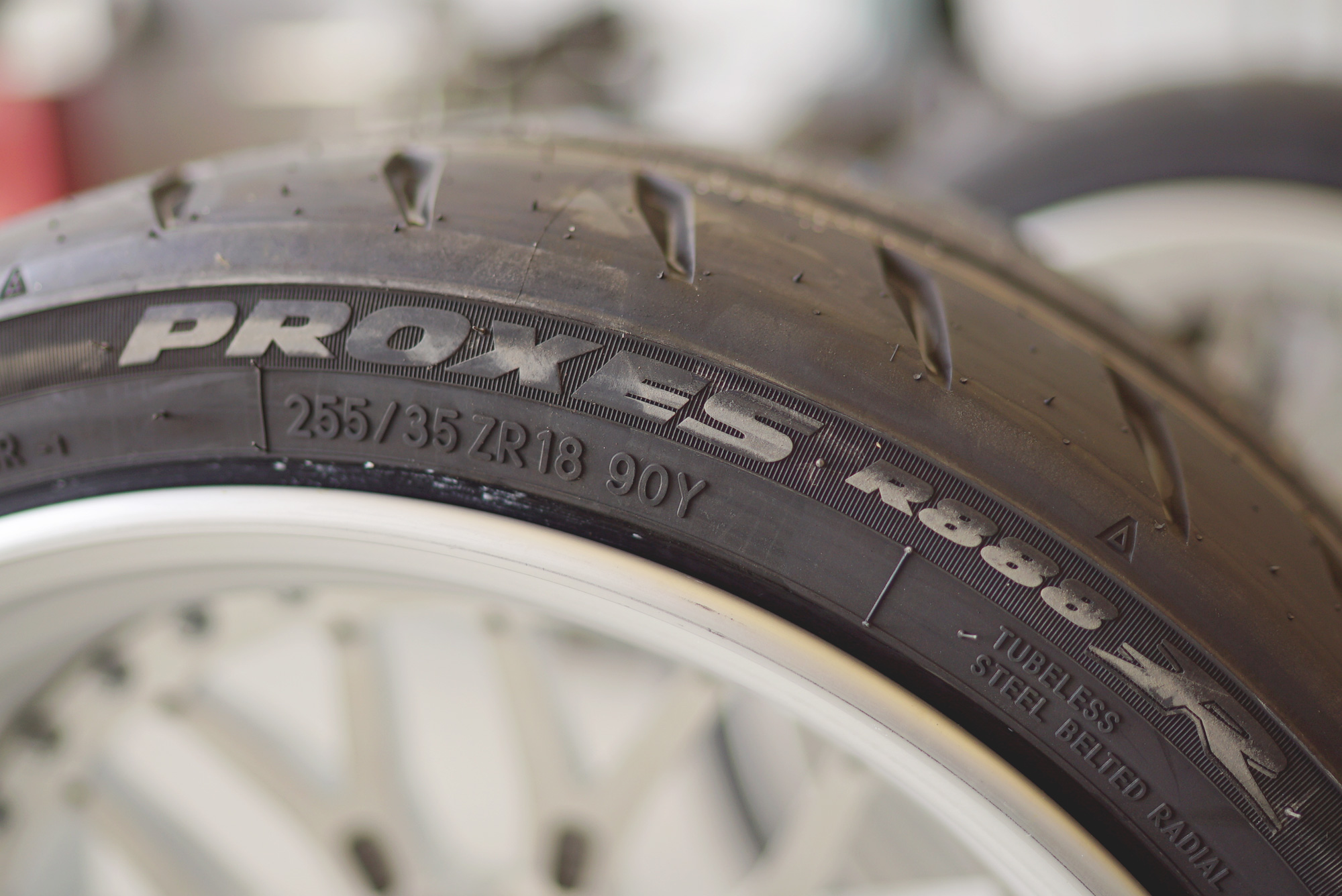 Toyo Proxes R888 >> Rocket Bunny 180SX - Fitting Toyo R888R's - Zen Garage
