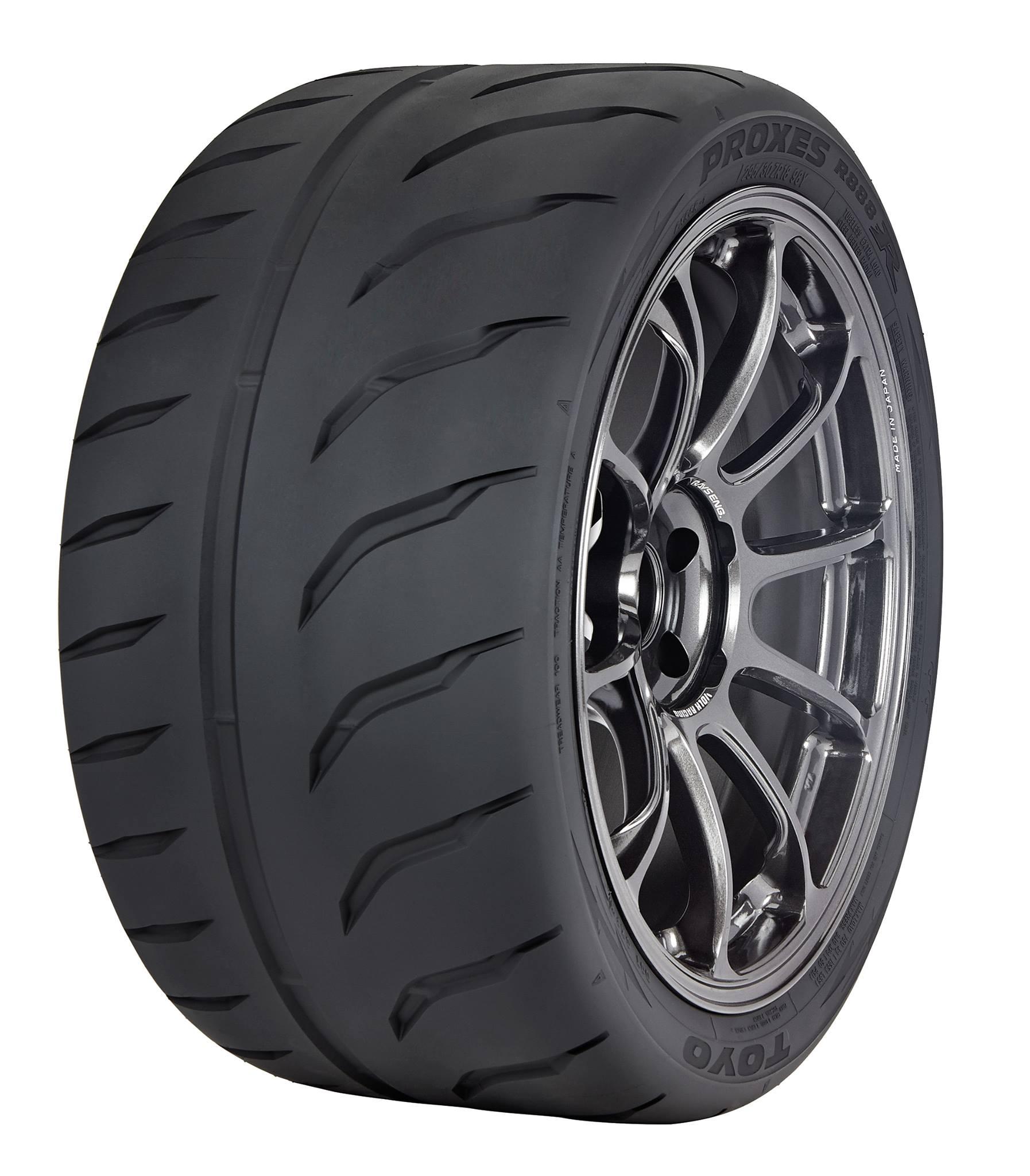 Toyo Proxes R888 >> Toyo launches R888R with Ken Block's Climbkhana - Zen Garage