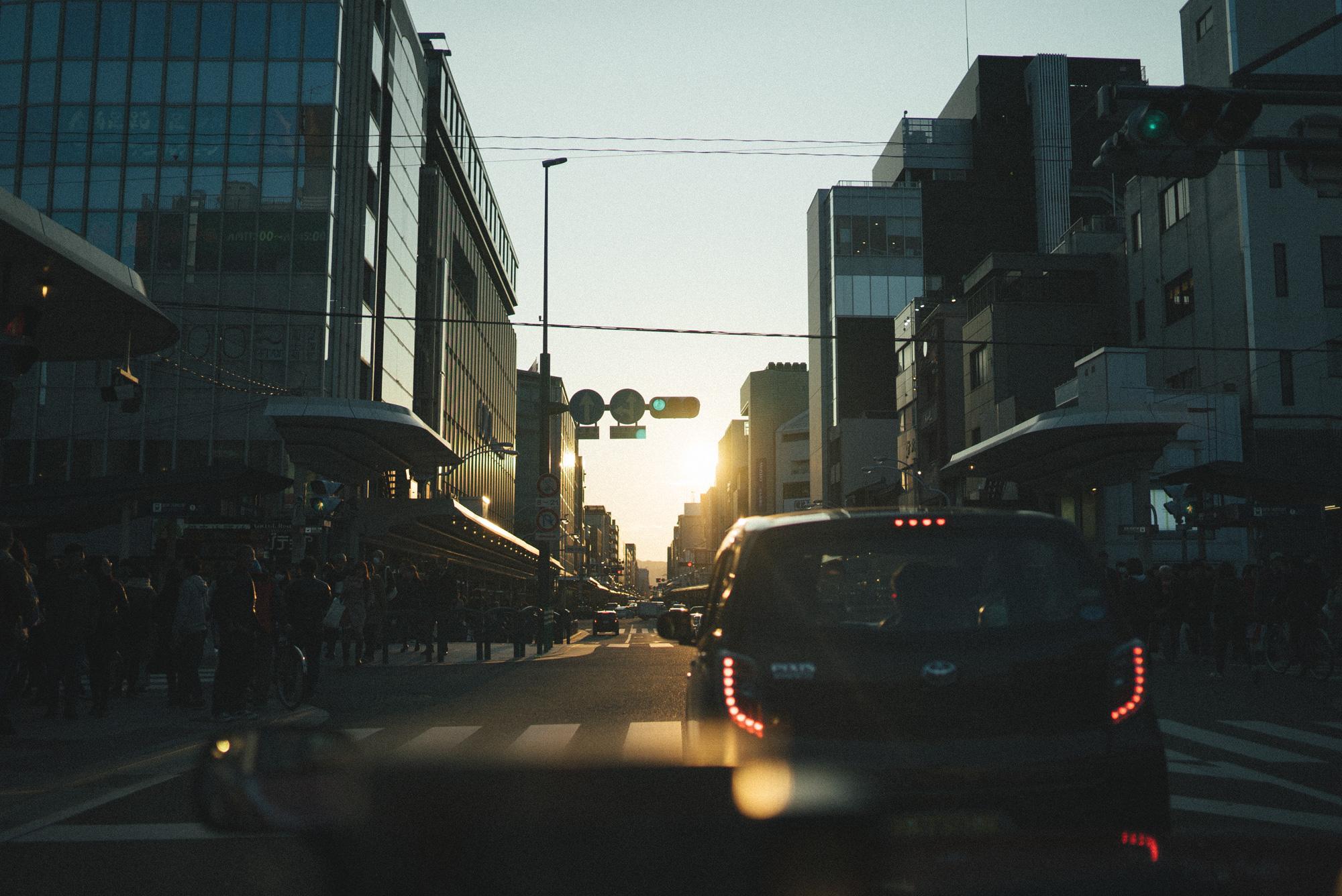 sunset_kyoto
