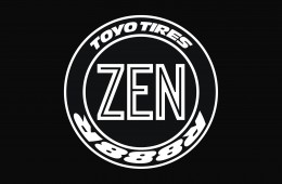 New ZEN x TOYO R888R design.