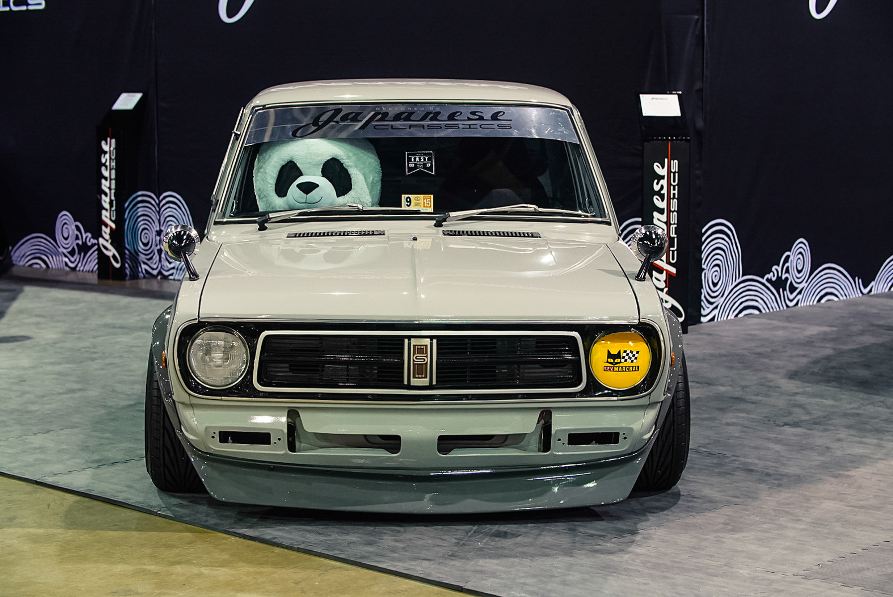 DSC00910 Zen Garage