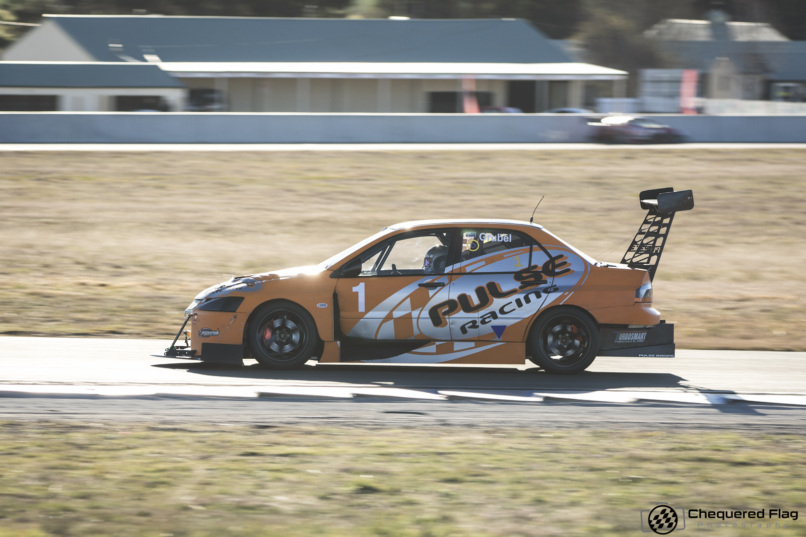 04 - Aus Time Attack - Chequered Flag