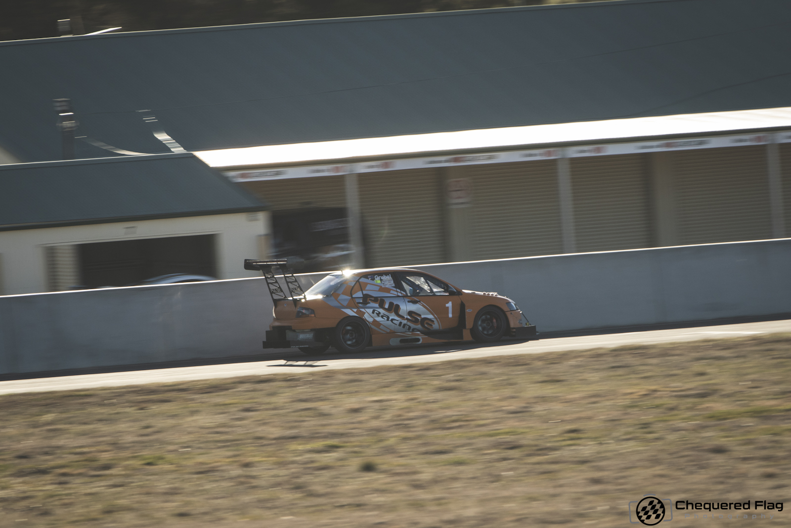 05 - Aus Time Attack - Chequered Flag