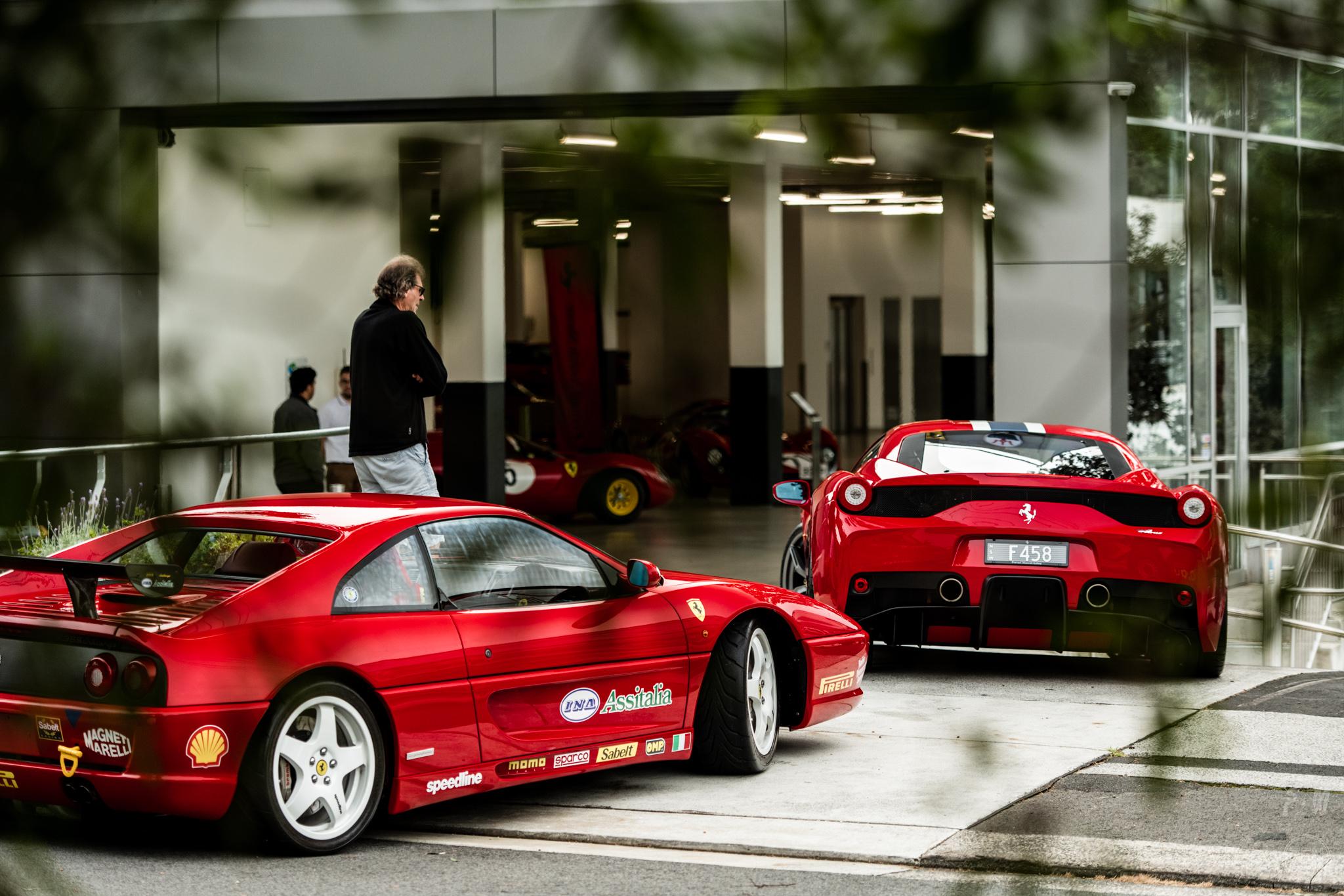2019-09-21 - Ferrari Concorso 002