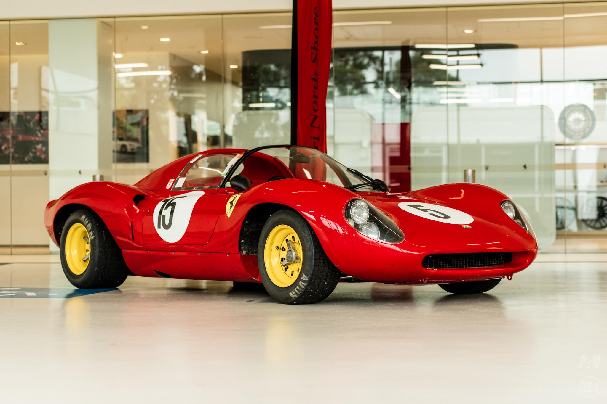 2019-09-21 - Ferrari Concorso 010