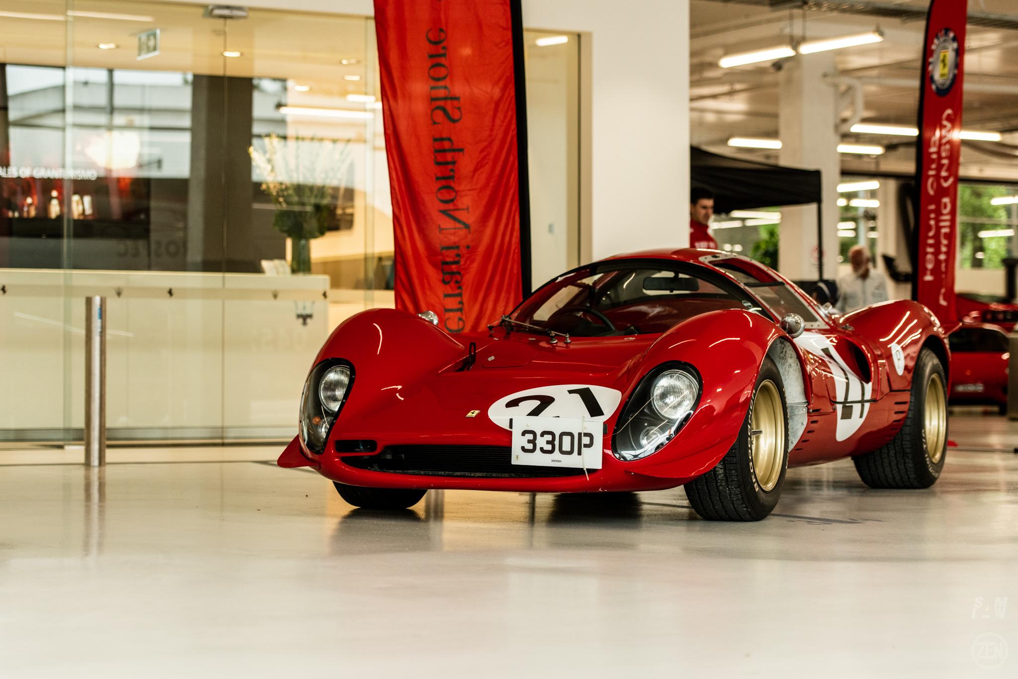 2019-09-21 - Ferrari Concorso 012