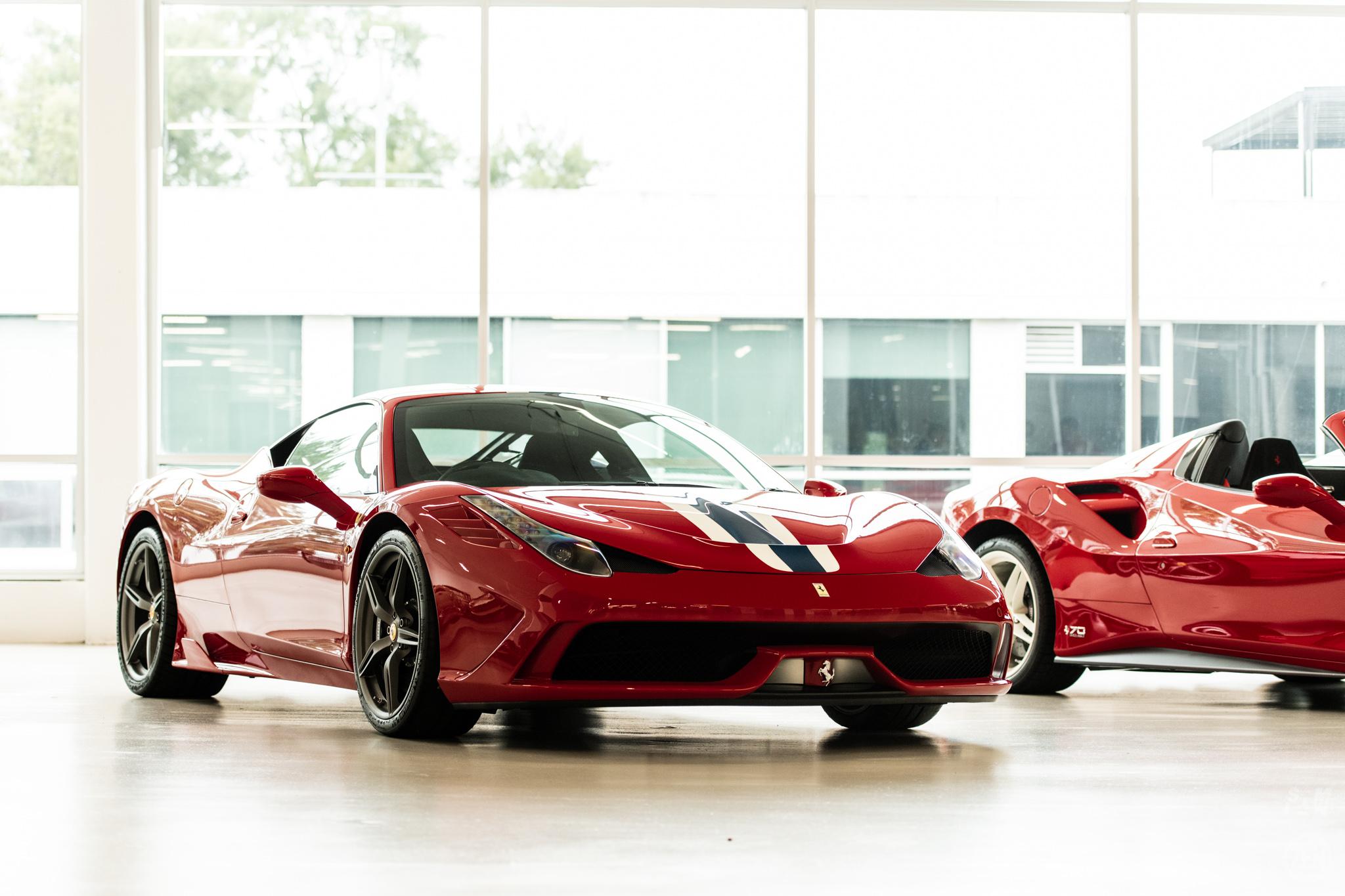 2019-09-21 - Ferrari Concorso 019