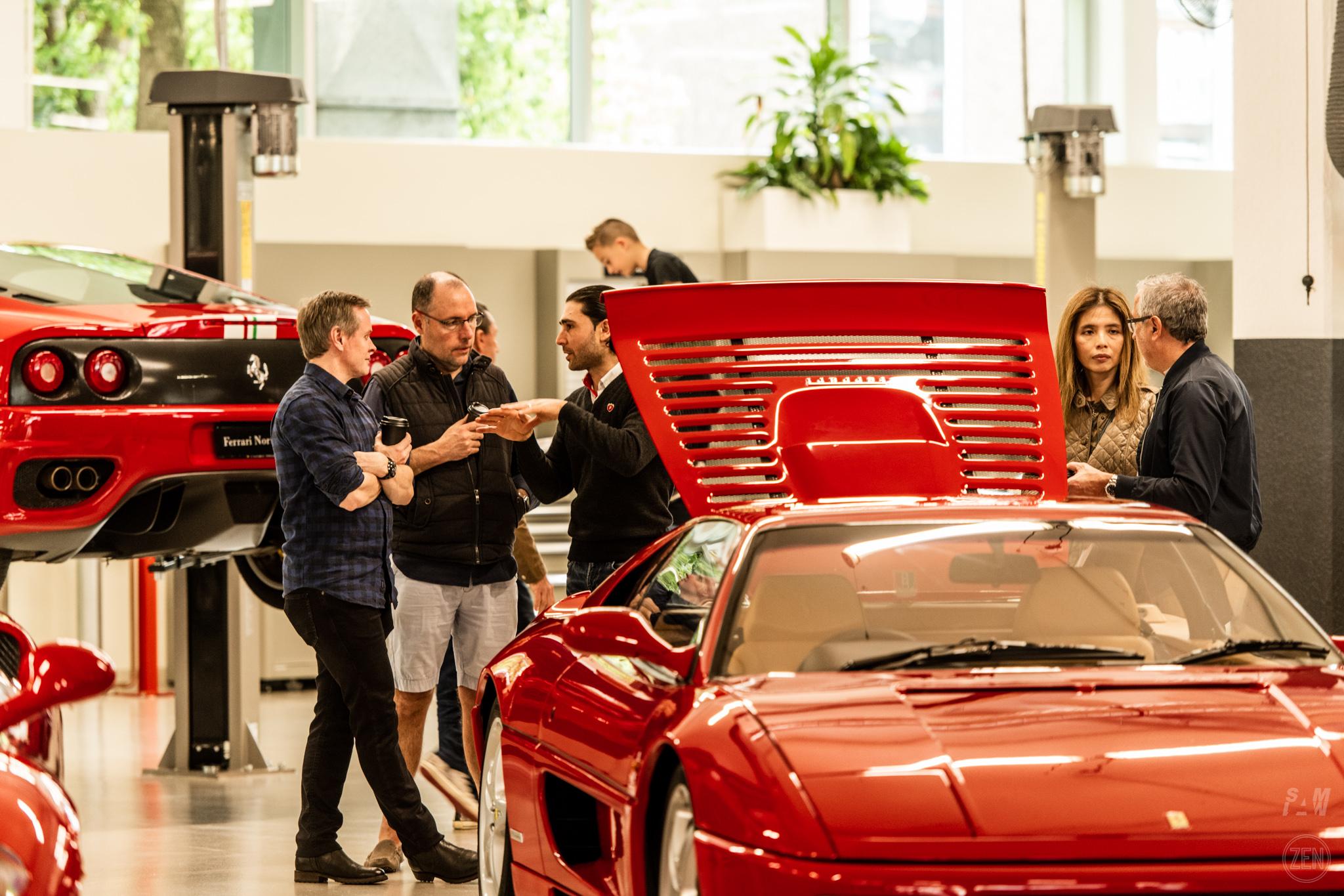 2019-09-21 - Ferrari Concorso 118