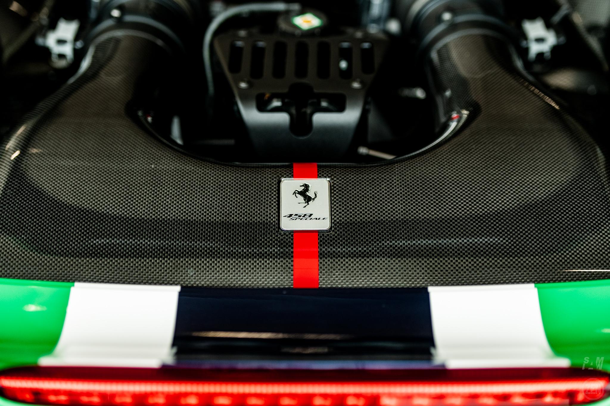 2019-09-21 - Ferrari Concorso 124