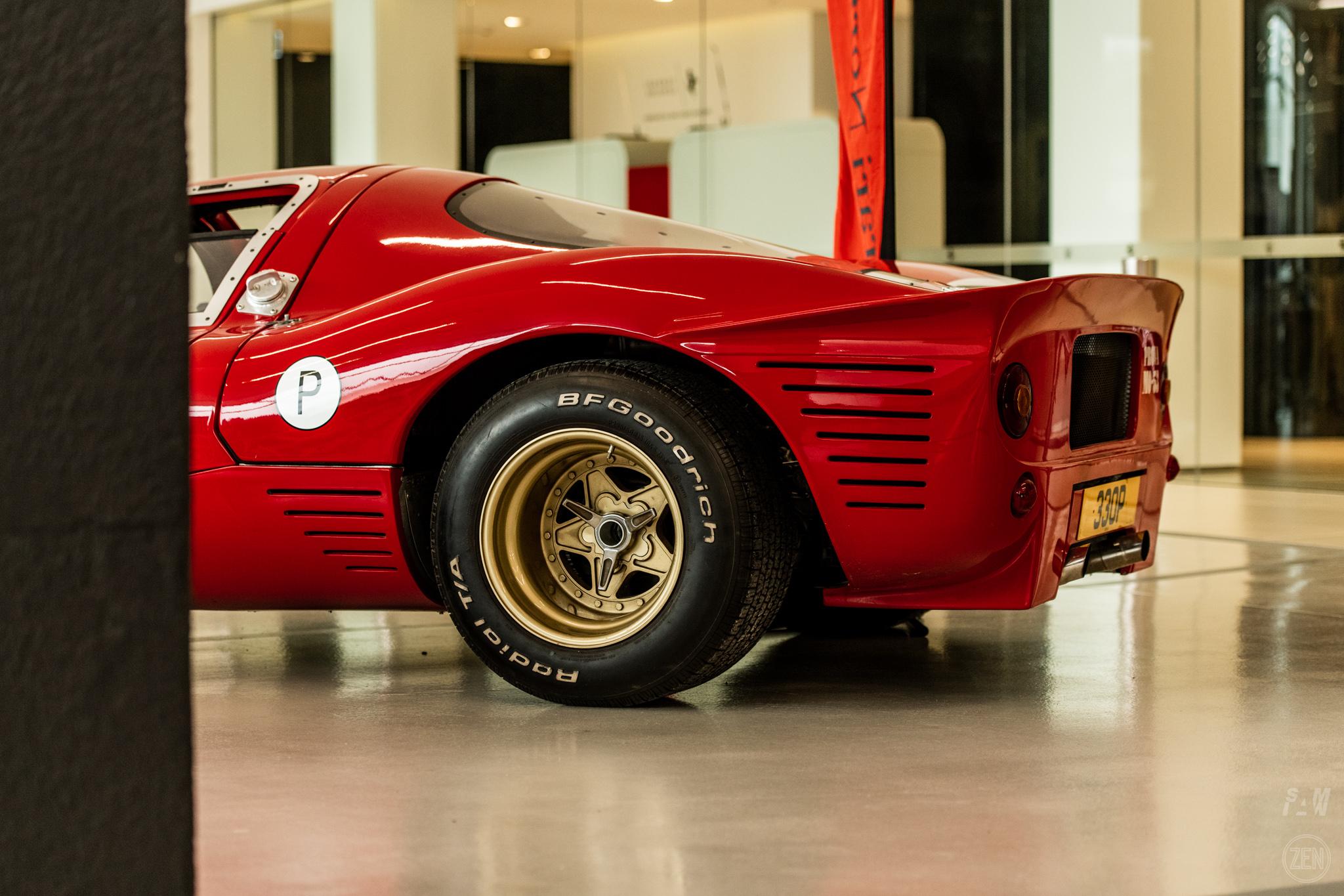 2019-09-21 - Ferrari Concorso 130