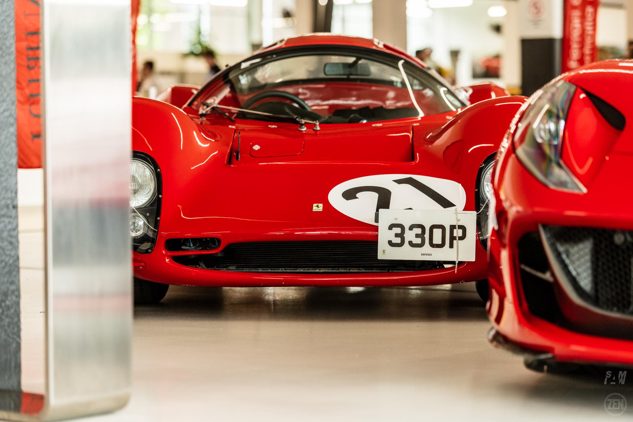 2019-09-21 - Ferrari Concorso 131