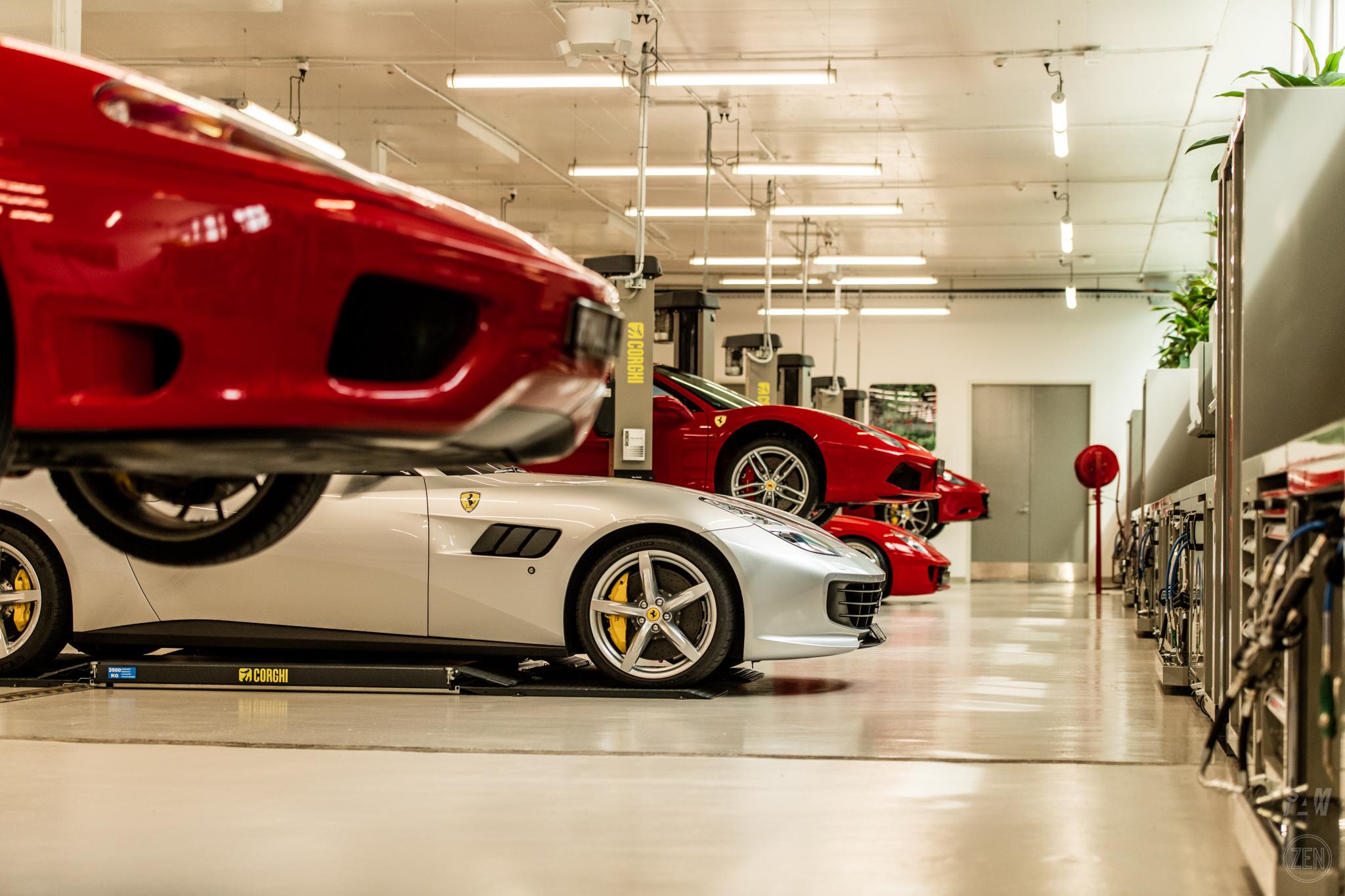 2019-09-21 - Ferrari Concorso 147
