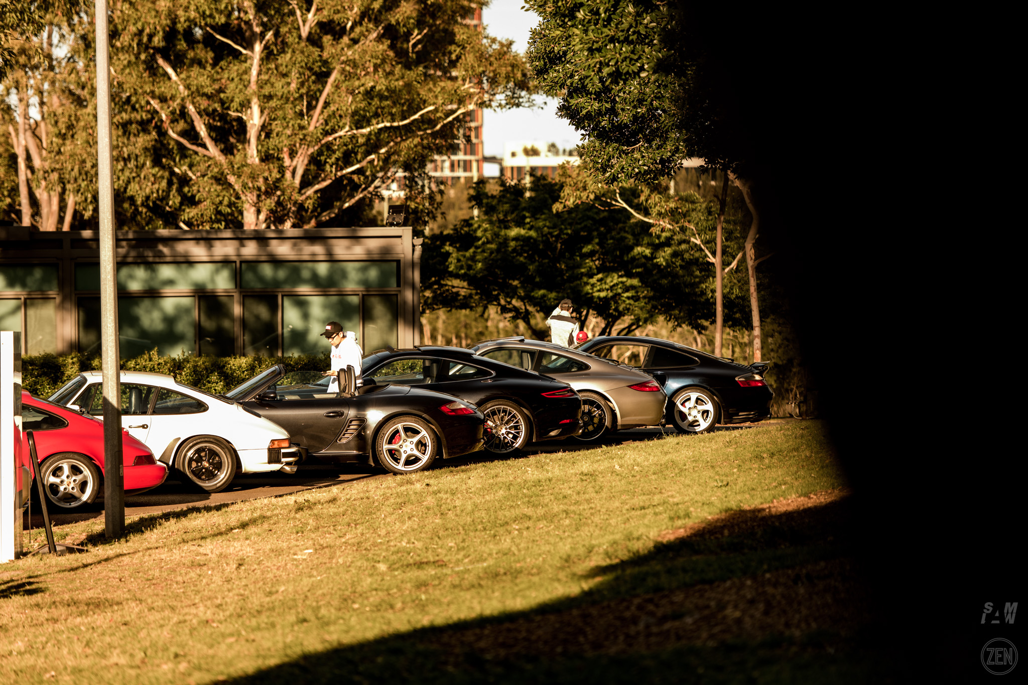 2019-10-27 - Autohaus Porsches & Coffee 070