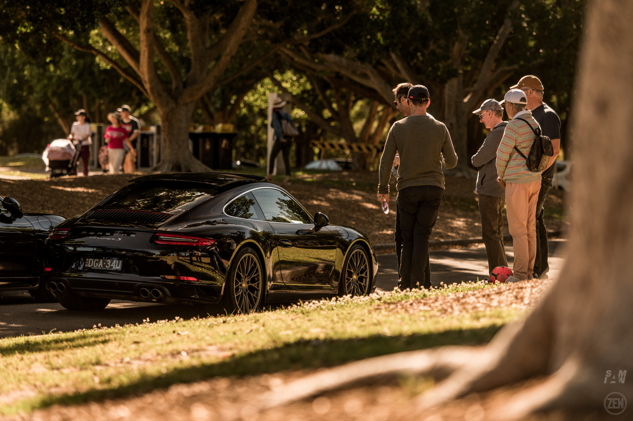 2019-10-27 - Autohaus Porsches & Coffee 147