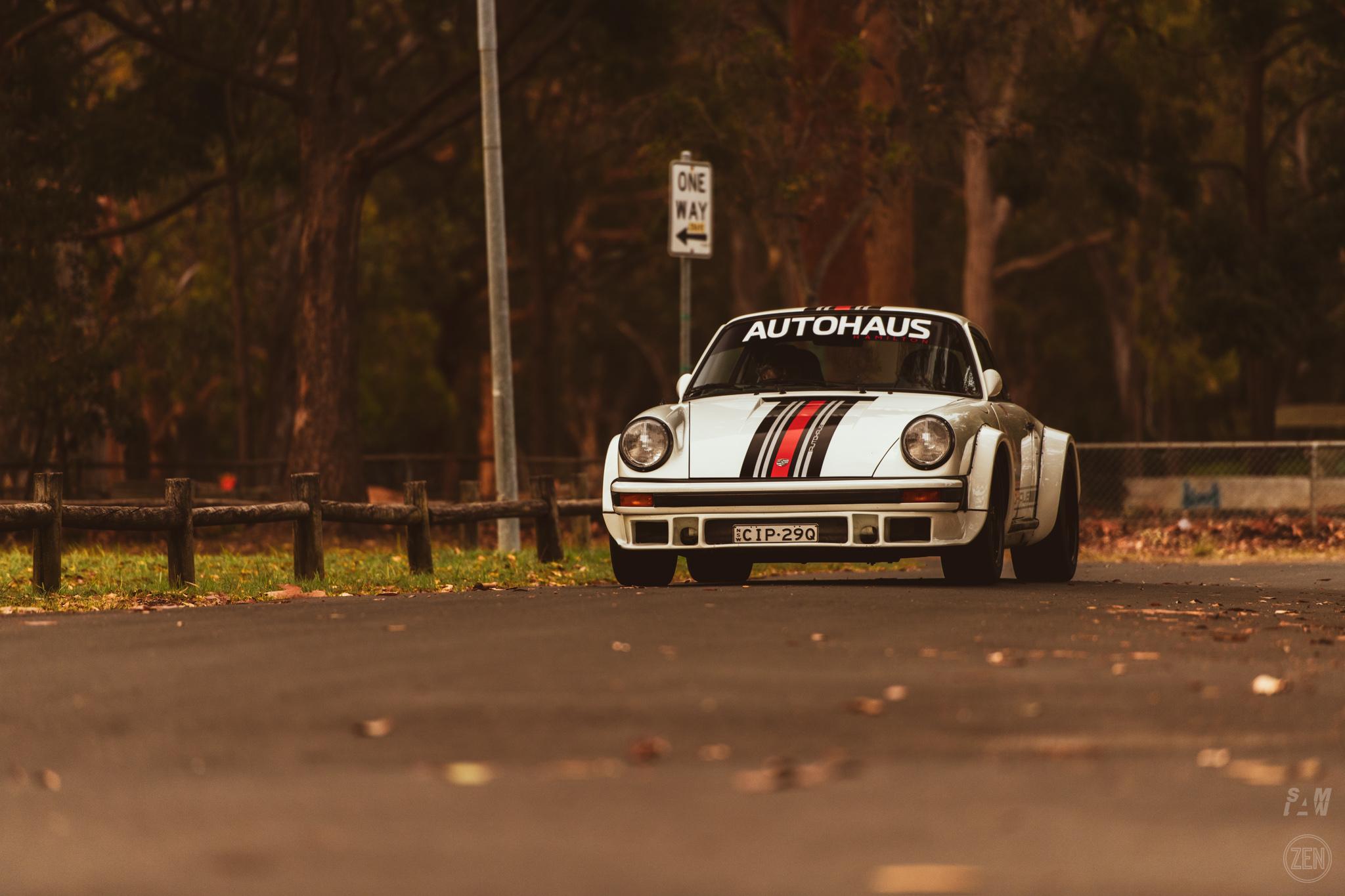 2019-12-08 - Porsches & Coffee 001