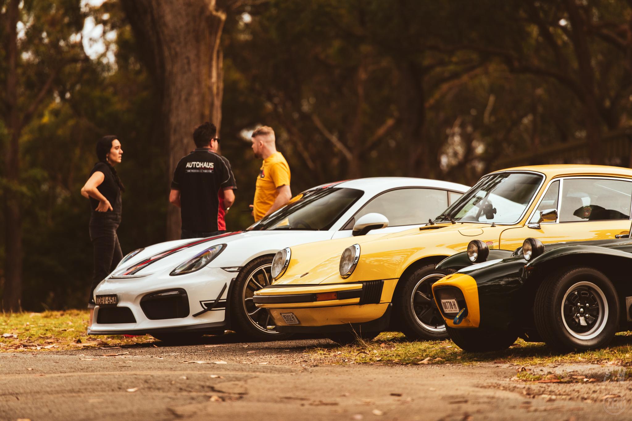 2019-12-08 - Porsches & Coffee 002