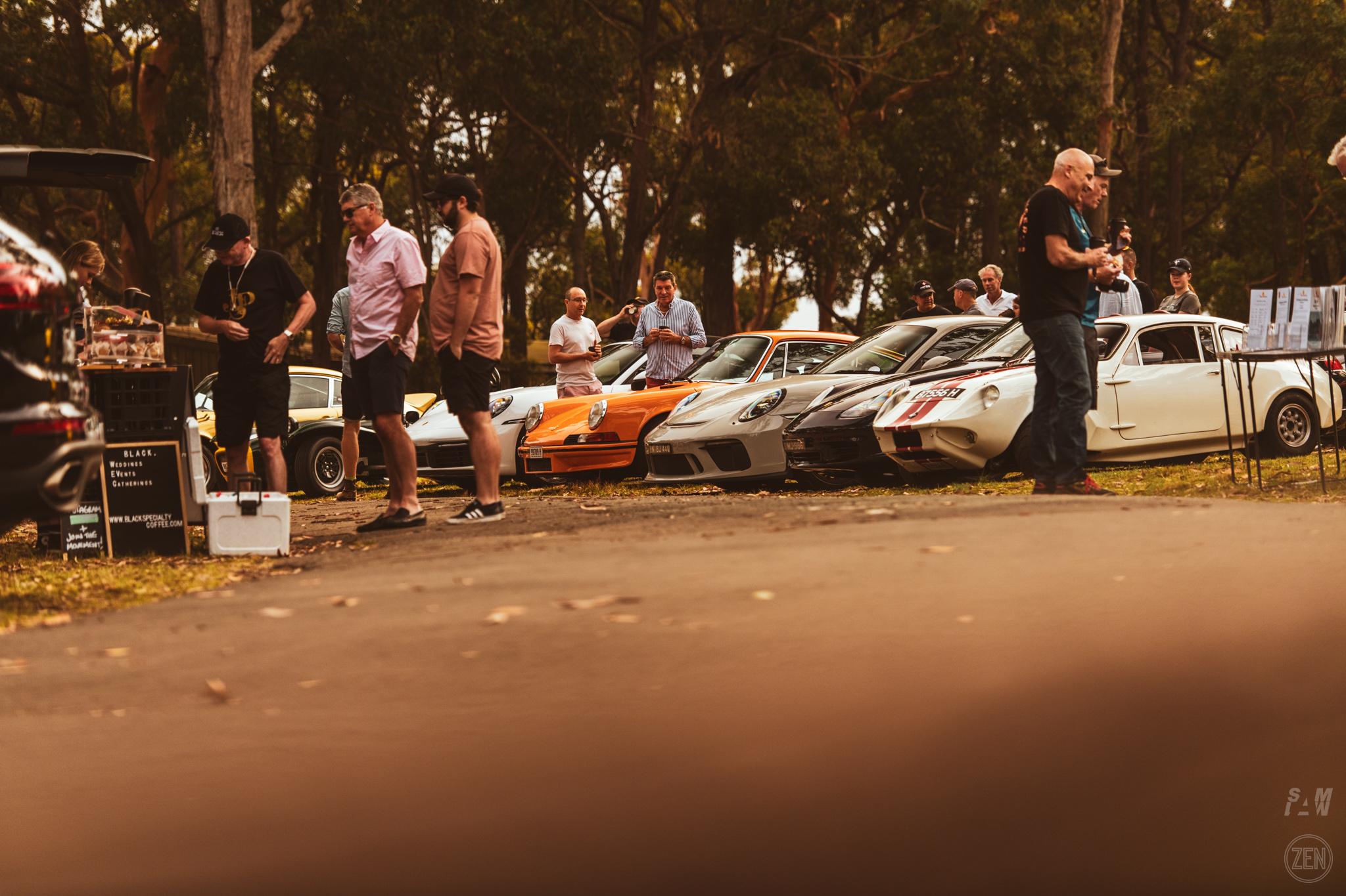 2019-12-08 - Porsches & Coffee 008