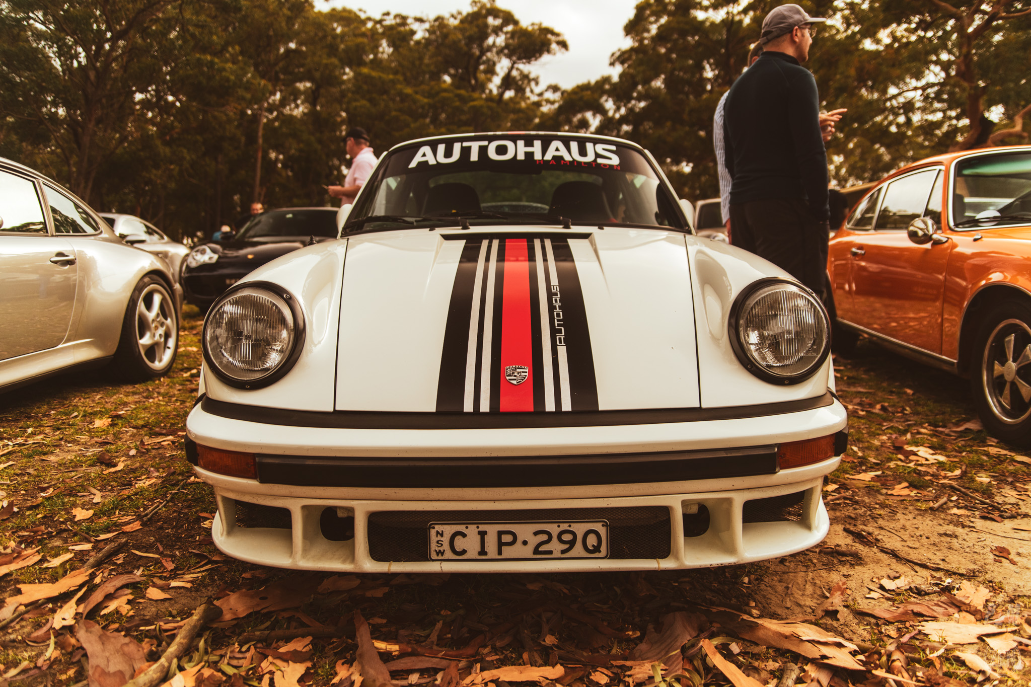 2019-12-08 - Porsches & Coffee 022