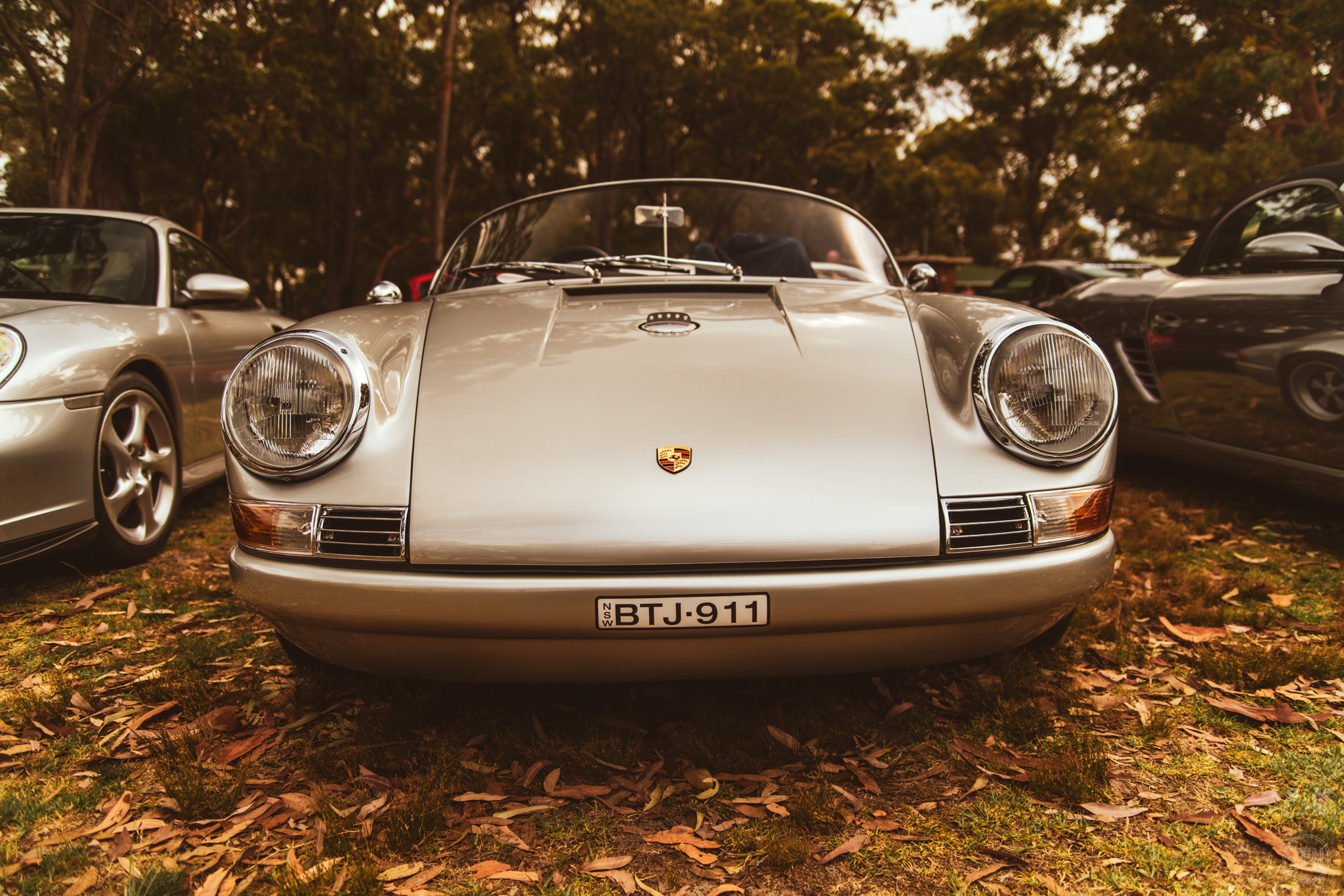 2019-12-08 - Porsches & Coffee 027