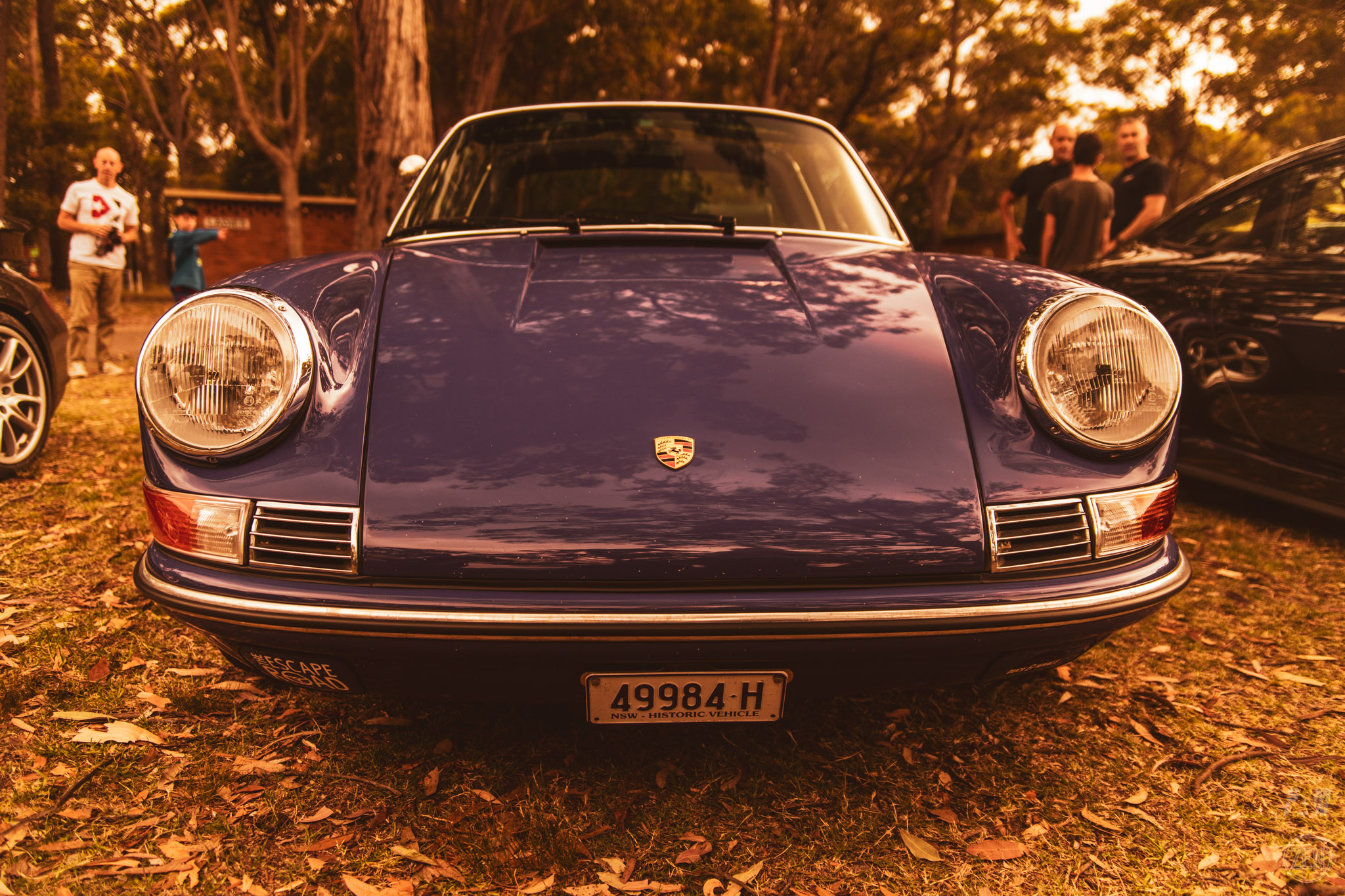 2019-12-08 - Porsches & Coffee 028