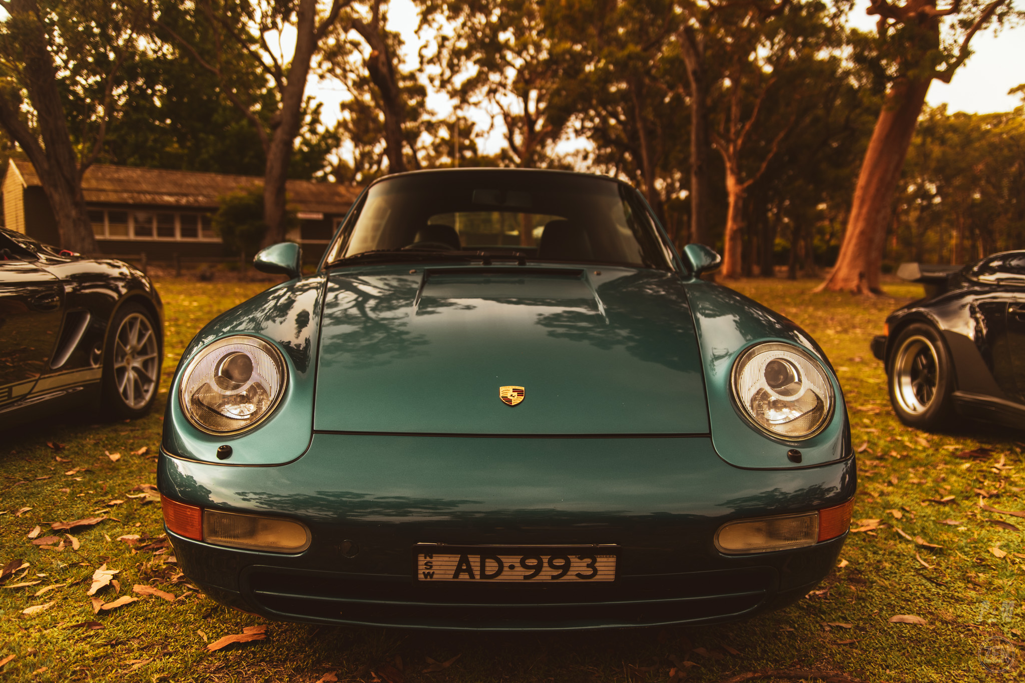 2019-12-08 - Porsches & Coffee 036