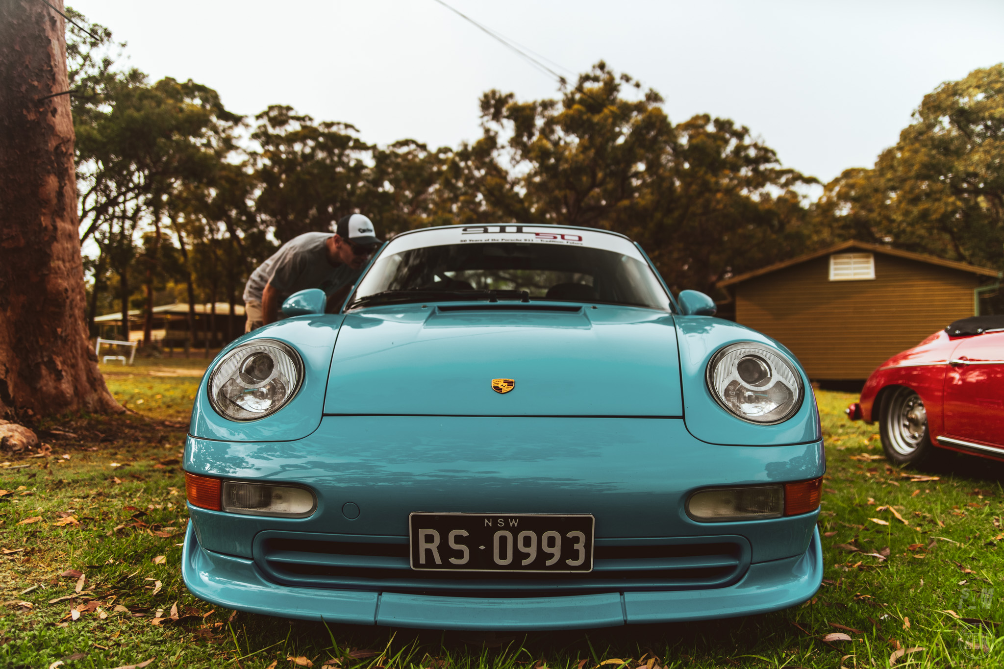 2019-12-08 - Porsches & Coffee 038