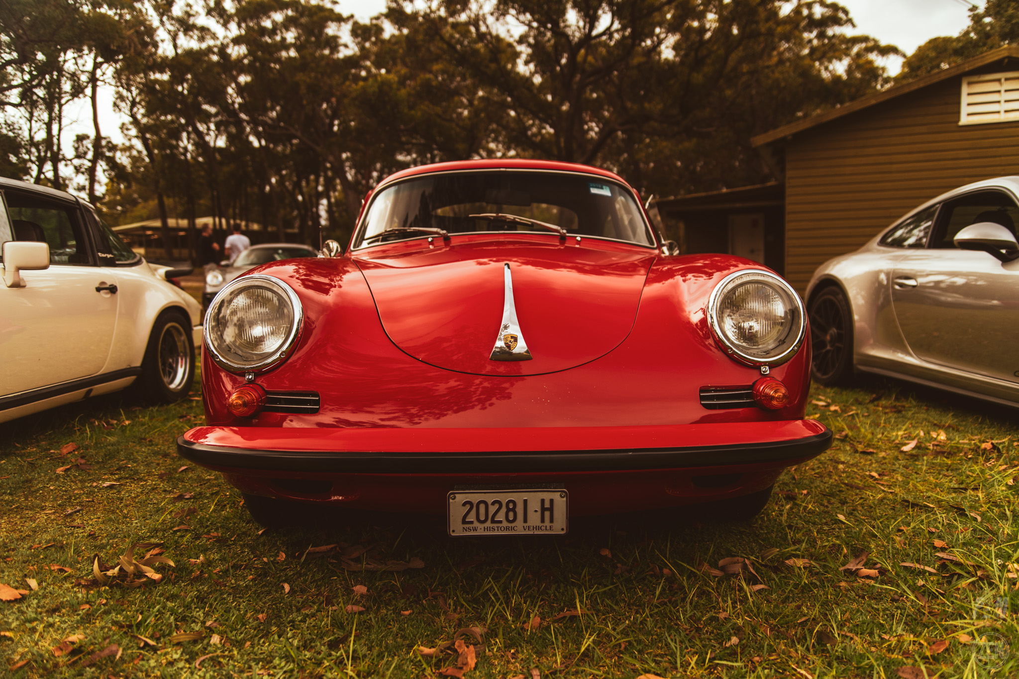 2019-12-08 - Porsches & Coffee 040