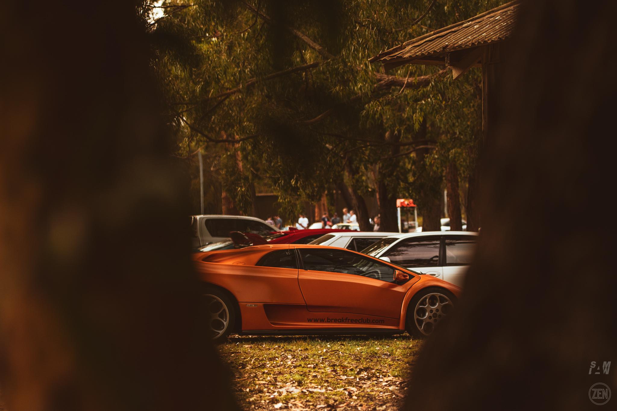 2019-12-08 - Porsches & Coffee 051