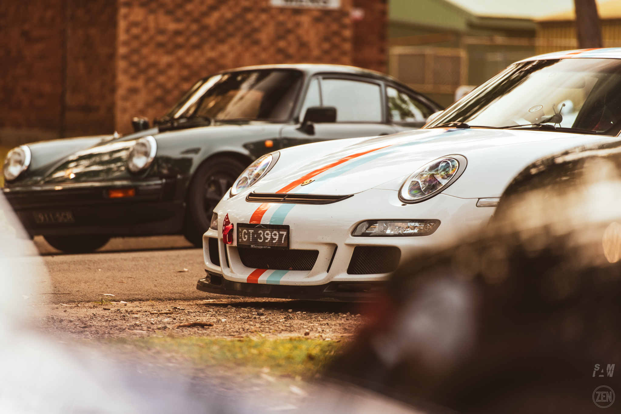 2019-12-08 - Porsches & Coffee 095